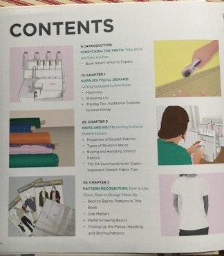 Book Review: Sew U Home Stretch, The Built by Wendy Guide to Sewing ...