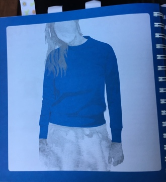 Basic raglan sweatshirt